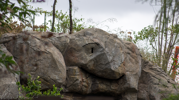 Disneyland Resort, Disneyland, Frontierland, Cave, Star, Wars, Land
