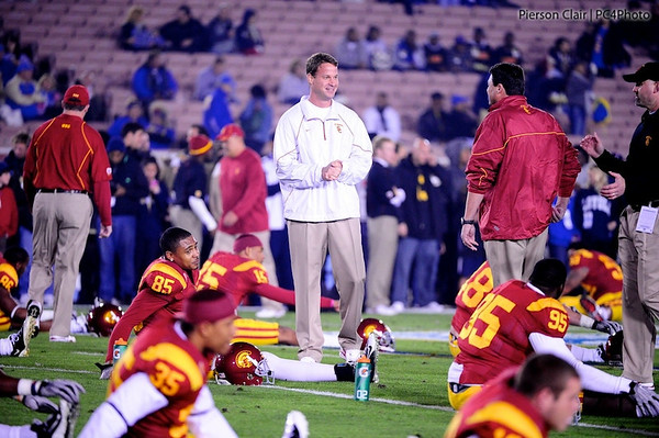 USC Football v UCLA 2010