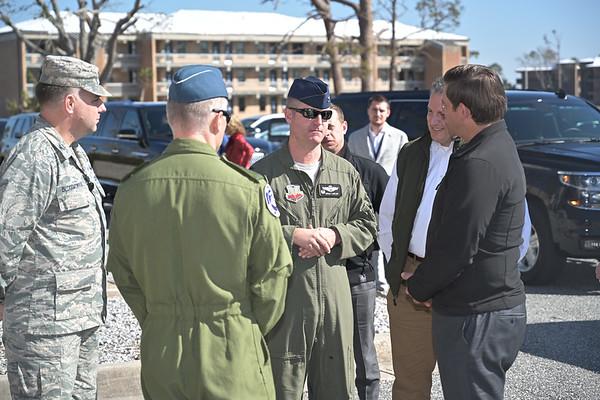 1-16 Tyndall Air Force Base Tour