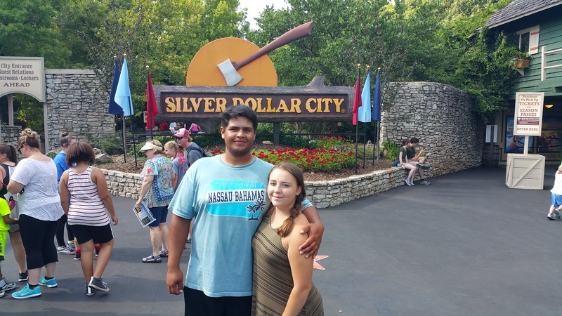 Silver Dollar City July 2016 Phone Snapshots