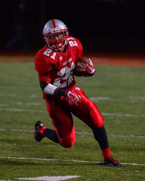 Conard v. Hall - UNDER THE LIGHTS! - November 22, 2013
