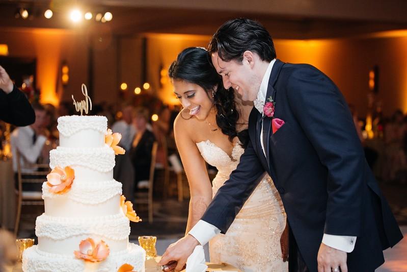 LeCapeWeddings Chicago Photographer - Renu and Ryan - Hilton Oakbrook Hills Indian Wedding -  1018.jpg