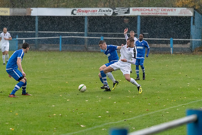 Boston Town vs Daventry
