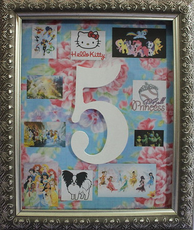 Annalise 5th Birthday