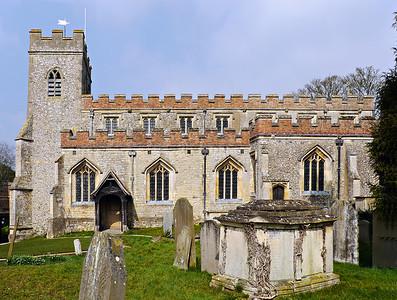 Ewelme (1 Church)