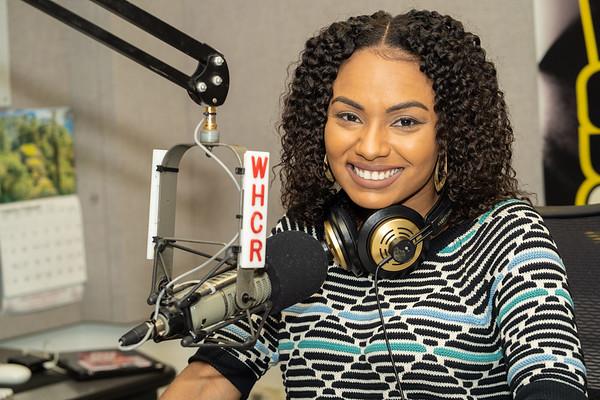 WHCR 90.3FM Photo shoot