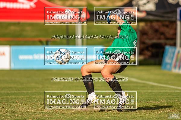 Soda City FC vs SC United Bantams U21 Girls