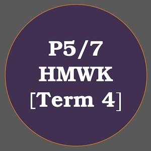 P5/7 HMWK T4