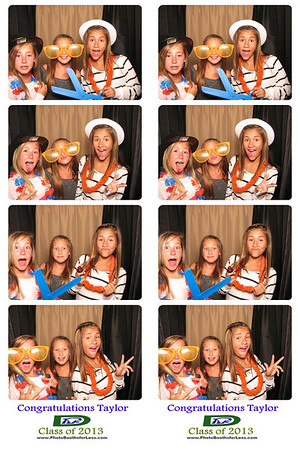 Taylor Grad Party #1