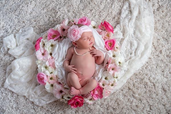 Pippa's Newborn Session