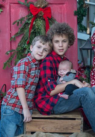 Landon, Jr & Jonathan