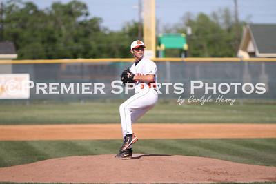 La Porte Varsity Baseball vs Pasadena 4/26/10