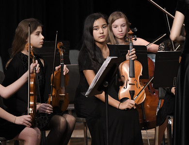 2019 Winter Orchestra Concert