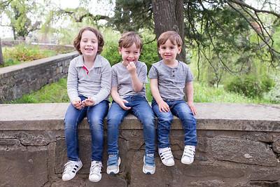 Spatzner Family