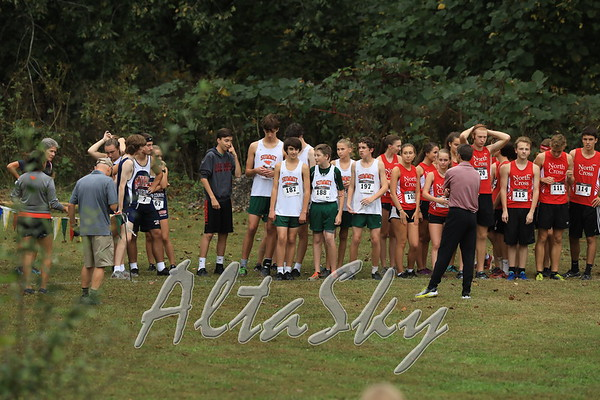 CROSS COUNTRY-SUMMIT- 10-12-2017