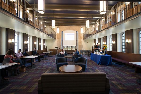 Graduate Commons
