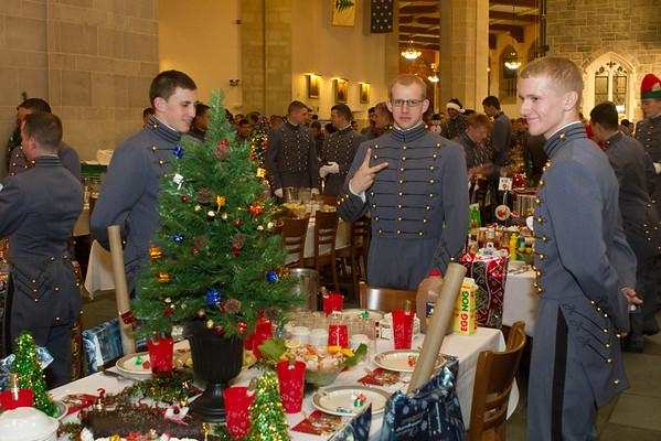 Christmas Dinner 2011