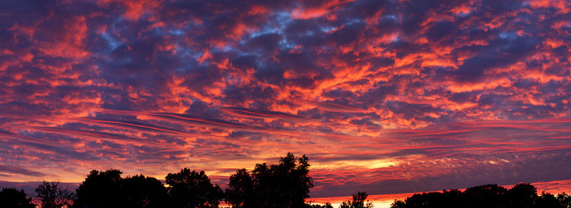 Sunset 08-19-12
