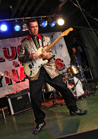 Lucas and The Dynamos, at Twinwood 2011