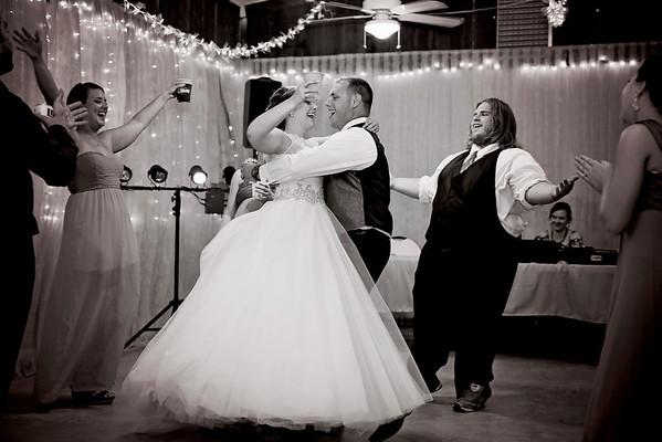 Sarah and Brandon Wedding