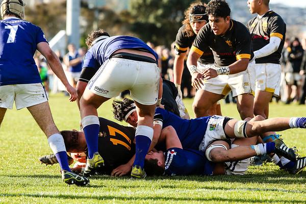 Wellington College v St Patrick's Town (1st Division) Final - 14 August 2016