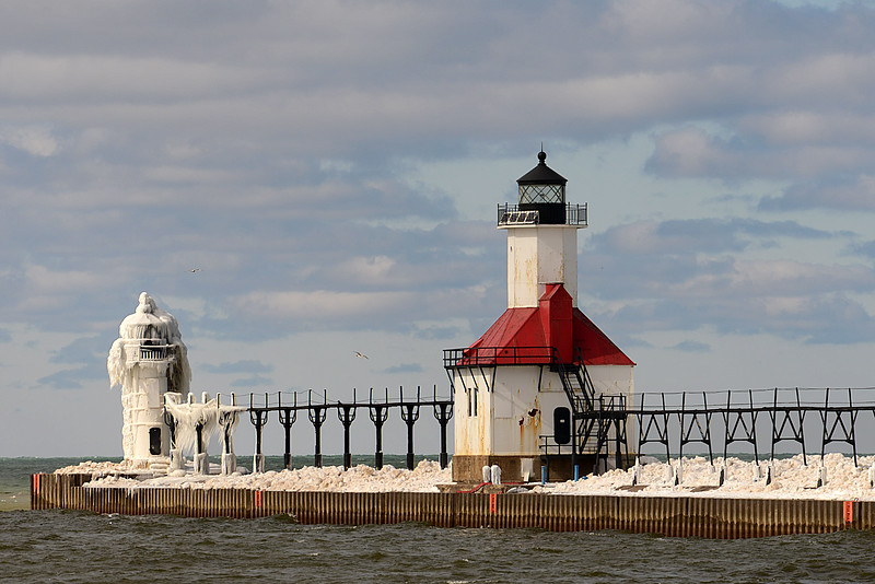 Lighthouse at St. Joseph