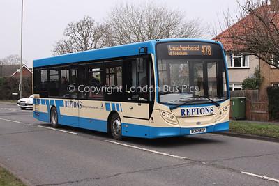 Repton Coaches