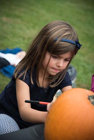 Pumpkin Carving 2015