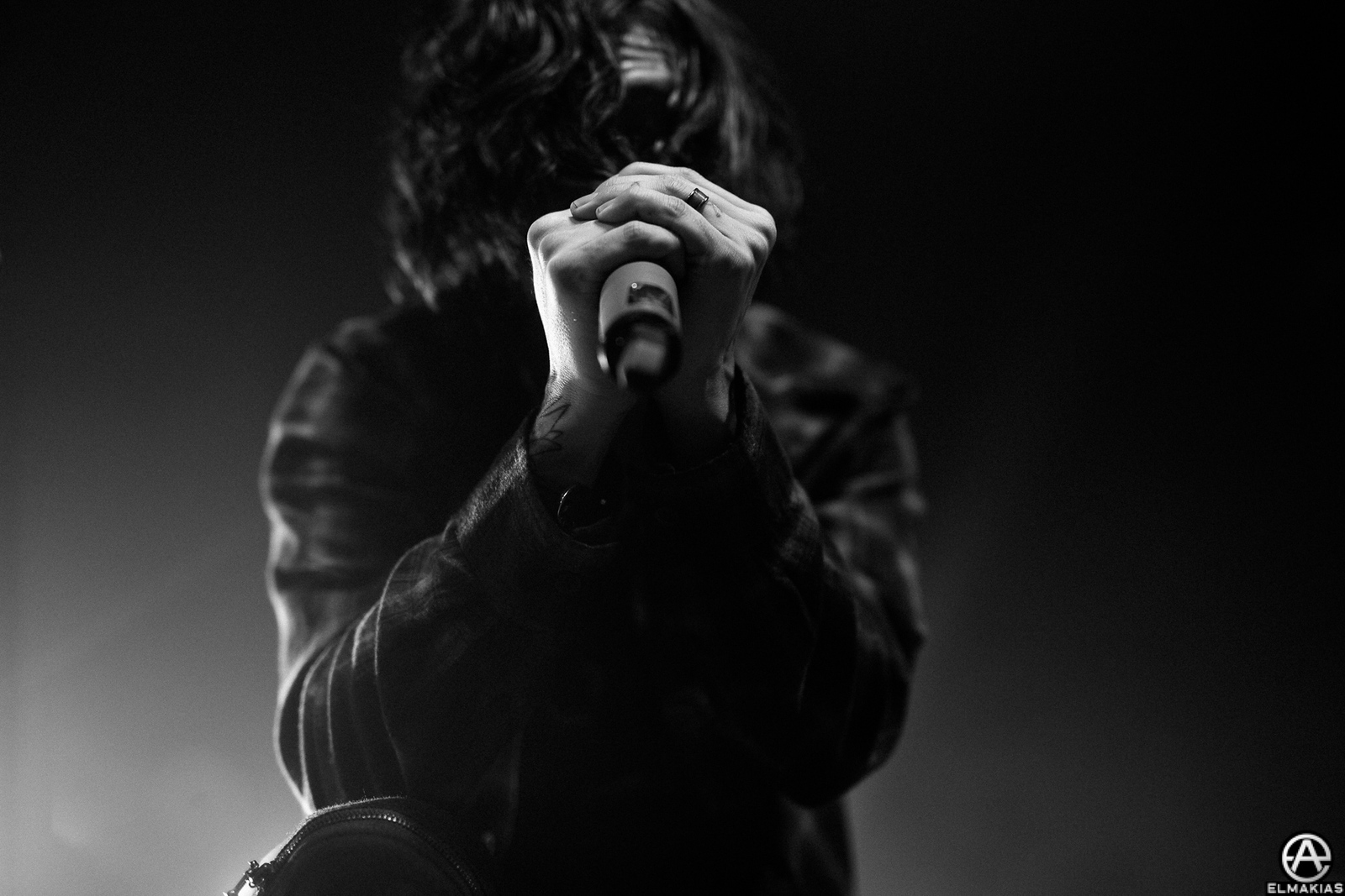 Kellin Quinn of Sleeping With Sirens