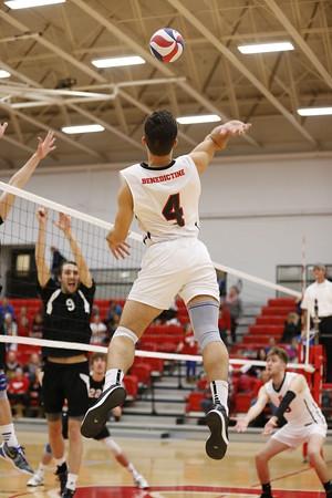 Benedictine Men's Volleyball