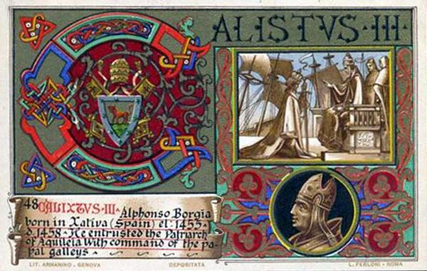Calistus III