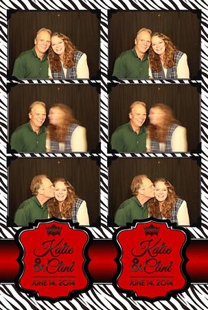 Katie & Clint 6.14.2014