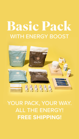 Basic Pack with Energy Boost
