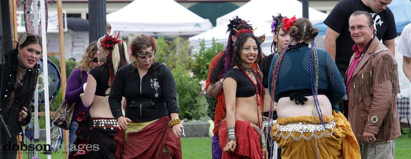 BELLY DANCERS ARCATA 2010