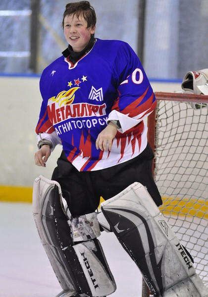 Металлург-1996 (Магнитогорск) - Школа Макарова-1996 (Челябинск) 5:3. 26 ноября 2011. Фотографии Алексея Макарова
