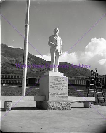 Mt. Ogden Hike/Moench Statue