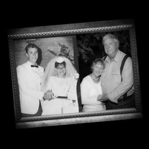 Jim & Dola 50th Anniv. Album Pages