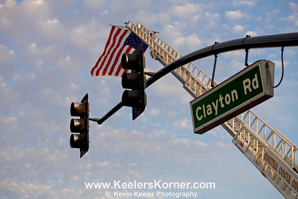 Clayton 9/11 10th Anniversary Remembrance