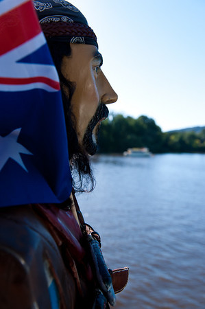Australia Day party boat Jan 26, 2011