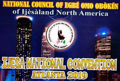 Ijesha National Convention Atlanta 2019