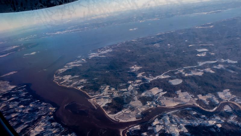 Minas Basin, Boot Island (Left)