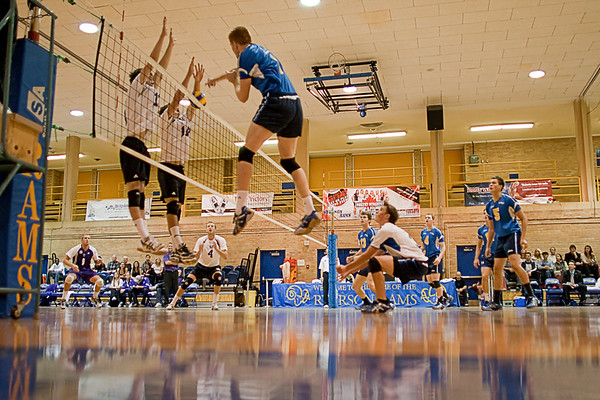 Ryerson Rams Mens Volleyball 2009-10 Season