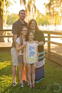 Blankenship Family 2015