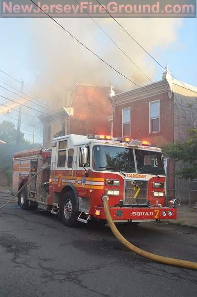 5-22-2015(Camden County)CAMDEN CITY 1131 Kaighns Ave- 2nd Alarm Dwelling