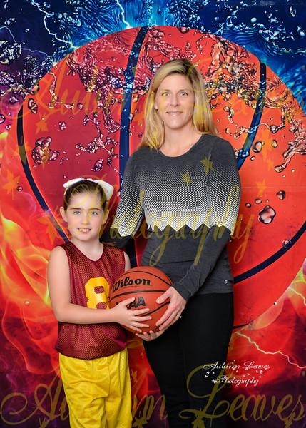 1G Disco Girls - PCYMCA Basketball