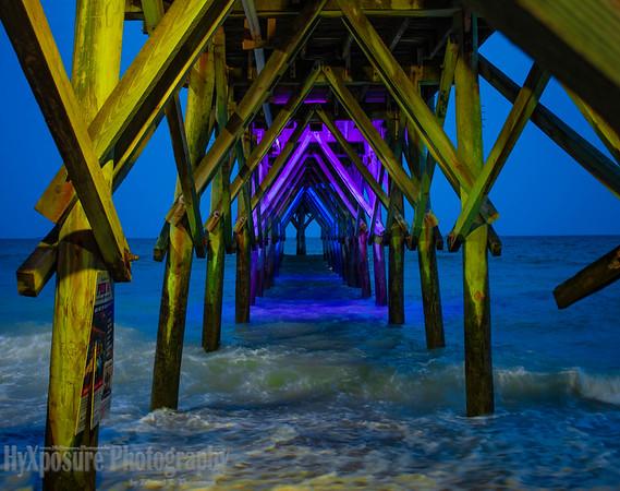 Pier August 1