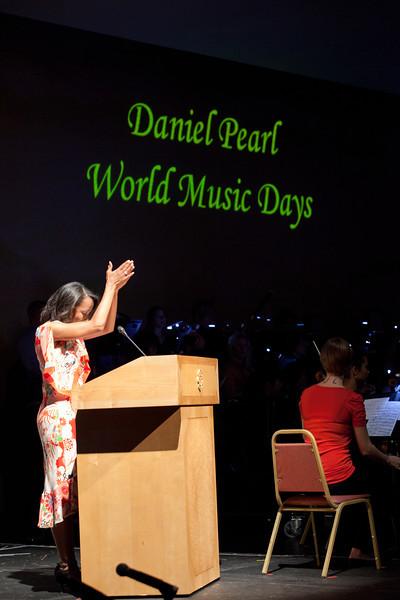 Daniel Pearl Concert