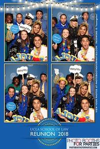 UCLA School of Law Reunion