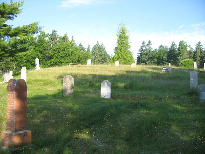 MacLeod Pioneer Cemetery, Macleods Point