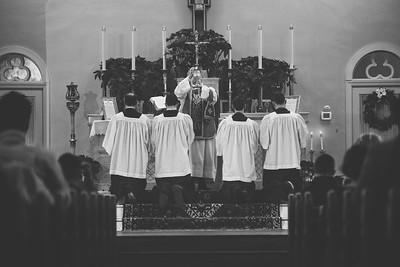 Fr. Heffernan FSSP Latin Mass